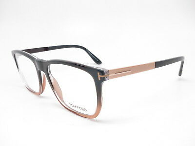 618e5a1294724 AUTHENTIC TOM FORD TF 5351 050 Dark Brown Eyeglasses 54mm ~ -  72.25 ...