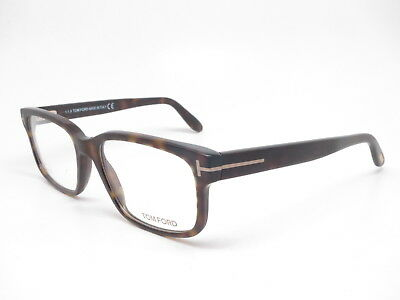 ad1fde7980c TOM FORD FT TF 5313 056 Light Havana   Demo Lens 55mm Eyeglasses ...