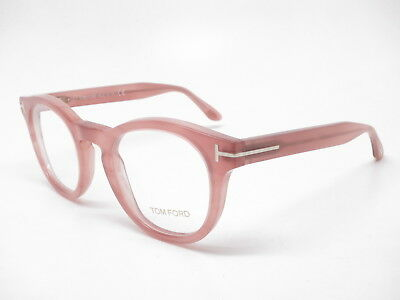 8a670a3b947 AUTHENTIC TOM FORD TF 5489 074 Pink Eyeglasses 48mm ~ -  114.75 ...