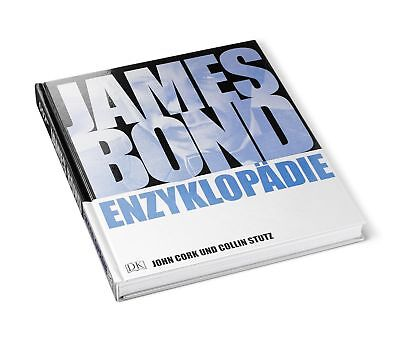 JAMES BOND ENZYKLOPÄDIE - John Cork & Collin Stutz  - NEU