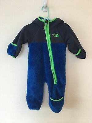 The North Face Chimborazo One-Piece Suit - Infant Boys 3-6 Months