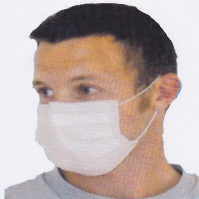 Surgical Face Mask P2-N95 Premium Medical Grade 3 Ply Individually Wrapped