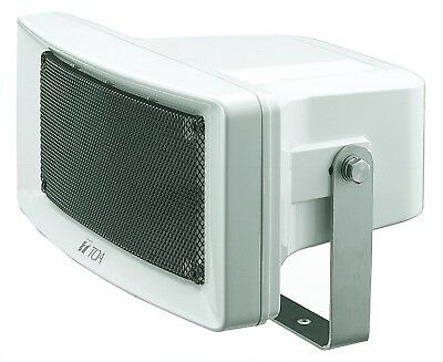 TOA CS-304 Wide Range Weatherproof Paging Speaker - New in Box