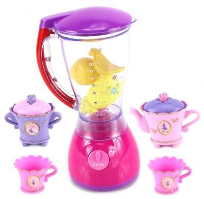 Fancy Household Kitchen Pretend Play Battery Operated Toy Home Appliances Play
