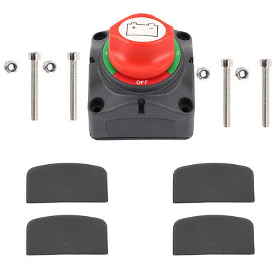 Dual Battery Selector Switch for Marine Boat Rv Vehicles Fast Delivery