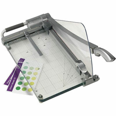 GBC CL420 A3 Guillotine Acrylic Base 25 Sheet - LASER LIGHT- Used, working order