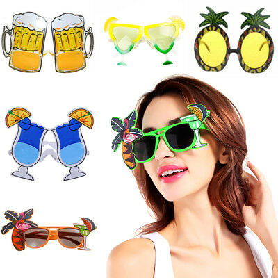 Sunglasses Party Decorations Beer Festival Wedding Beach Party Hawaiian Style