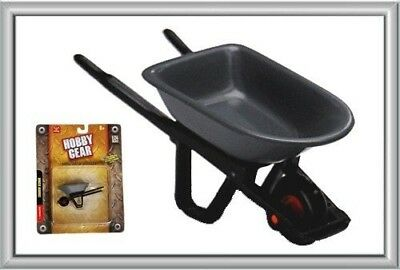 Hobby Gear - 1:24 Scale Garage Wheel Barrel Toy Model. Delivery is Free
