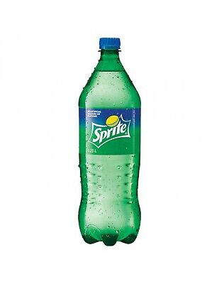 Sprite Lemonade Soft Drink 1.25l