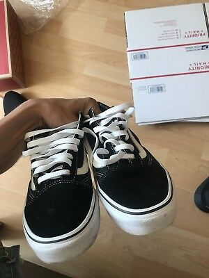 womens vans old skool classic canvas shoes