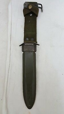 Military Issued M8AI Scabbard