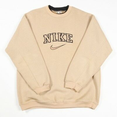 90S VINTAGE NIKE Spell Out Sweatshirt  862a840417cc