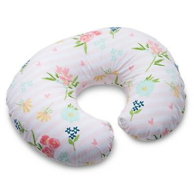 Boppy Floral Stripe Nursing Pillow and Positioner - NEW