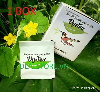 Vy&tea natural herbal tea help weight loss, sleep deep and purifying the body