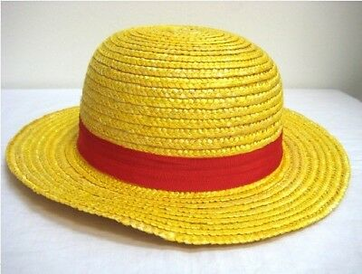 Brand New One Piece Monkey D Luffy Straw Hat