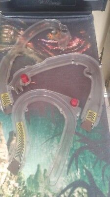Independence Day ID4 Pinball - Set of 3 plastic ramps