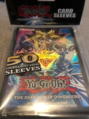 Dark Side Of Dimension Yugioh Card Sleeves