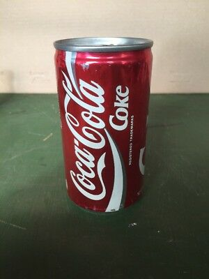 Hong Kong 1988 Olympic Coca Cola Can Coke RARE Can