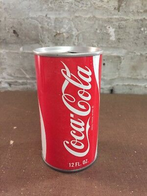 Vintage Coca Cola can from Puerto Rico RARE -Beautiful Condition-