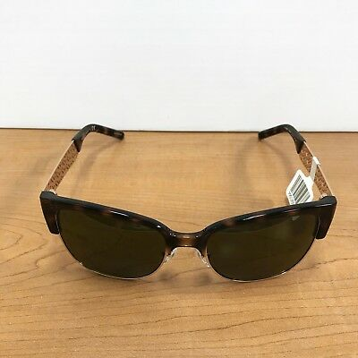 69b38b86d3fe TORY BURCH women's sunglasses TY 6032 3016/71 56-18 140 3N Brown Tortoise
