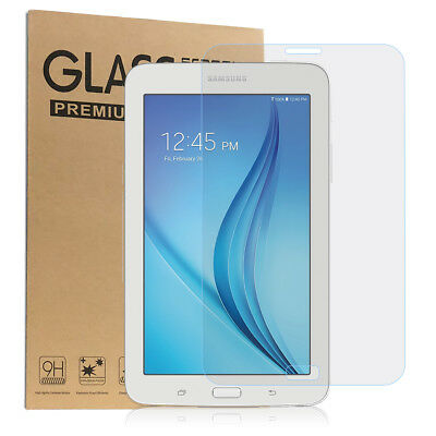"""2 Pack Tempered Glass Screen Protector for Samsung Galaxy Tab 3 / E lite 7.0"""""""