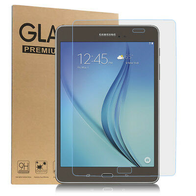2 Pack Tempered Glass Screen Protector for Samsung Galaxy Tab A 8.0 inch SM-T350