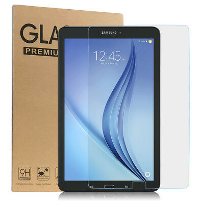 """2 Pack Tempered Glass Screen Protector for Samsung Galaxy Tab E 9.6"""" SM-T560"""