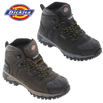 Dickies Safety Boots Thinsulate Lining Warm Winter Toe Cap Protection Wokrwear