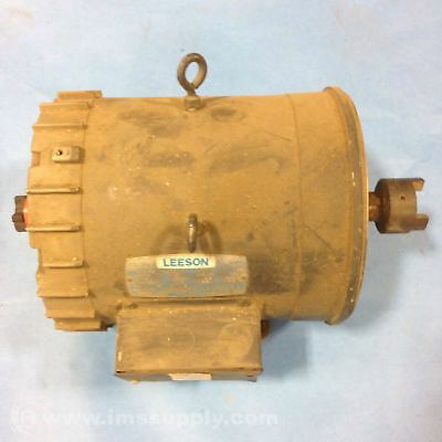 Leeson Electric Co C182T17Fb1E Motor Usip
