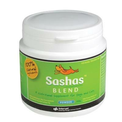 Sashas Blend 250gm for sore joints arthritis in dogs