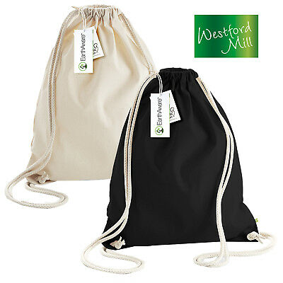 0c3d00041415 WESTFORD MILL DRAWSTRING Bag Storage Pouch Soft Organic Cotton Eco ...
