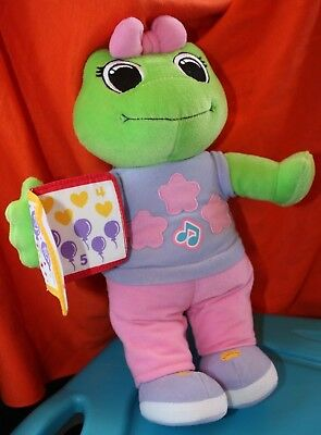 Leapfrog Lily Doll Interactive Euc French/english Speaking Singing