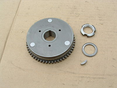 Daelim S1 125 2011 Mod Starter Clutch Good Condition