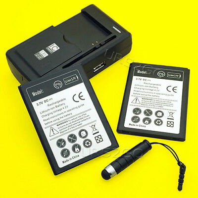 Long Lasting 2300mAh Standard Battery Charger Pen for Coolpad Catalyst 3623A USA