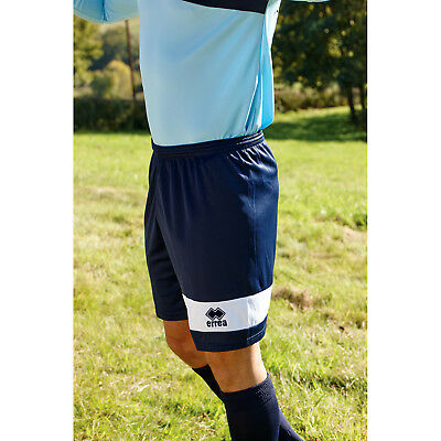Errea Marcus Football Shorts Mens Sports New Skin Light Weight Training Gym Size