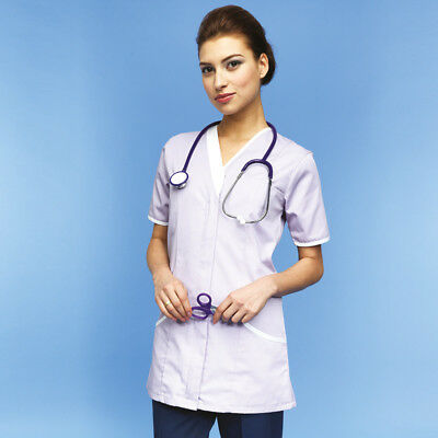 Premier Daisy Healthcare Workwear Tunic V Neck Practical Style Tops Ladies New