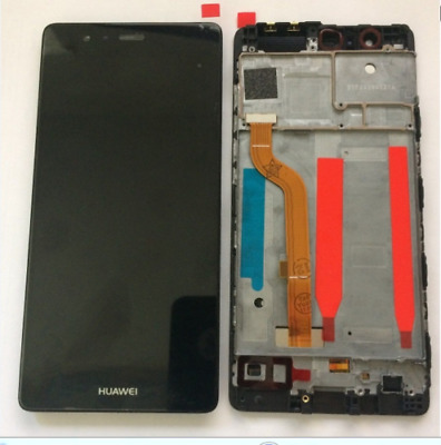 Schermo Display LCD Touch Frame Completo Huawei P9 EVAL-09 Nero Black