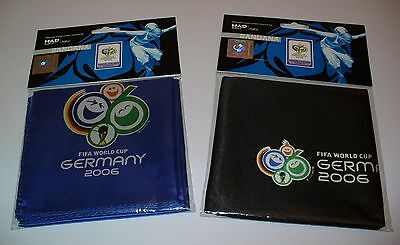BANDANAS Tribal Blue + Classic Black BLAU + SCHWARZ FIFA World Cup Germany 2006