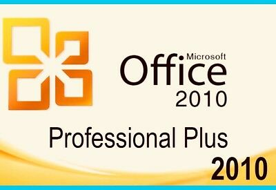 Microsoft Office 2010 Professional Plus|license Key | Downloads Link