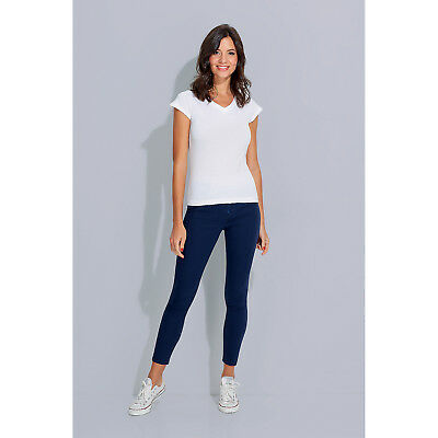 SOL/'S Ladies Jules Chino Trousers 6-18 01425