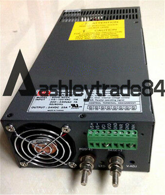 NEW MEAN WELL 1000W Single Output DC24V 40A Switching Power Supply SCN-600-24