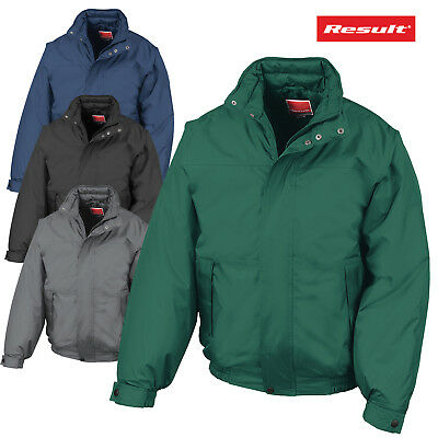 Result Adults Wind Waterproof Heavy Warm Outdoor Workwear Jacket Winter Coat New