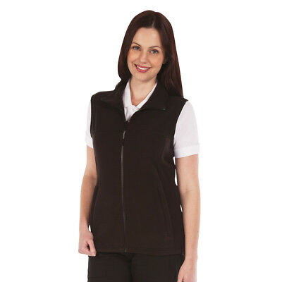 Regatta Professional Womens Haber II Fleece Interactive Full Zip Bodywarmer Vest