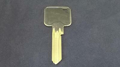 Euro spec MP10 key blanks, blank to fit the Euro-spec MP10 high security locks
