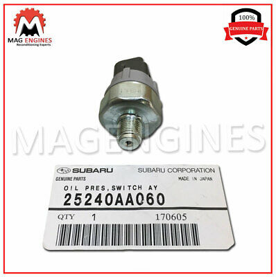 Oil Pressure Switch VE706131 Cambiare 25240AA060 Genuine Top Quality Replacement