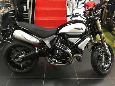 Ducati Scrambler 1100 Brand New 2018 Bikes Ready To Go
