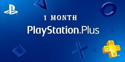 PSN Plus 1 Month PS4-PS3 -Vita PlayStation (2x14) Days Accounts ( NO CODE )