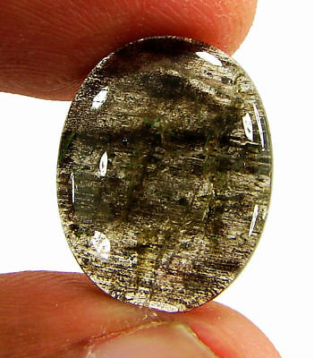 7.90 Ct Natural Scapolite Loose Cabochon Gemstone Beautiful Stone - 17573