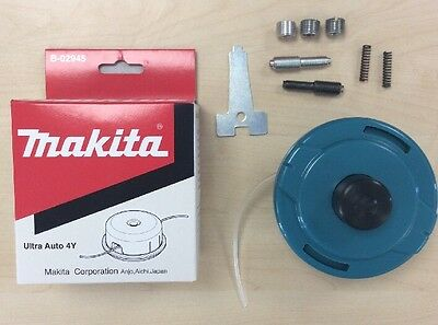 GENUINE MAKITA RBC STRIMMER HEAD ULTRA AUTO 4Y HEAD B-02945 bump head NEW