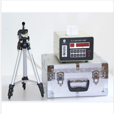 With Printing Function Portable LED Display Laser Dust Particle Counter